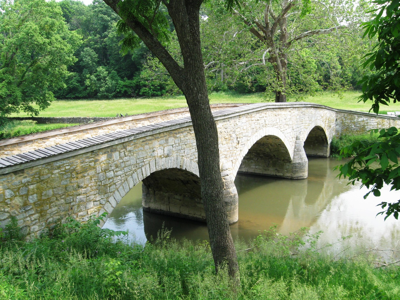 York civilians watched the battle of Antietam