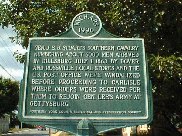 Confederate Calamity: Dillsburg