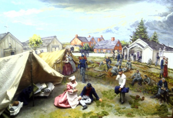 Civil War Field Hospital Programs at Gettysburg