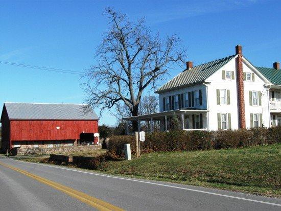 Civil War Border Claims: Pine Hill? Xenia? Hall?