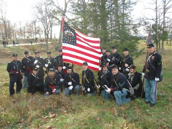 87th PA reenactors release 2019 schedule of events
