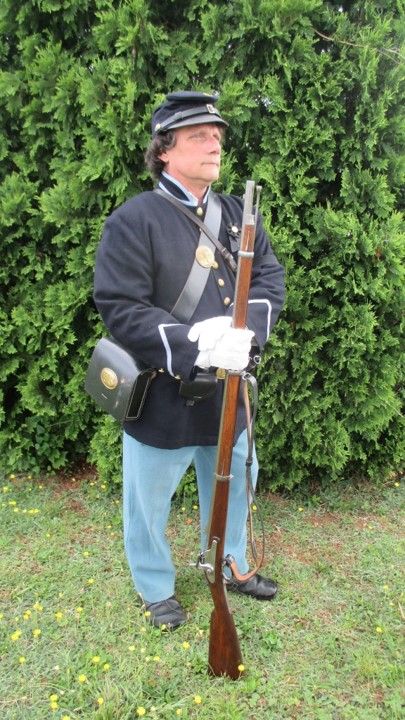 Recruits Wanted! 87th PA Living Historians