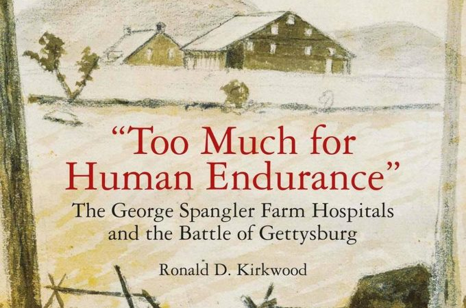 Excellent new Gettysburg book from York Countian