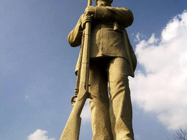 York Countians fought at Antietam 157 years ago today