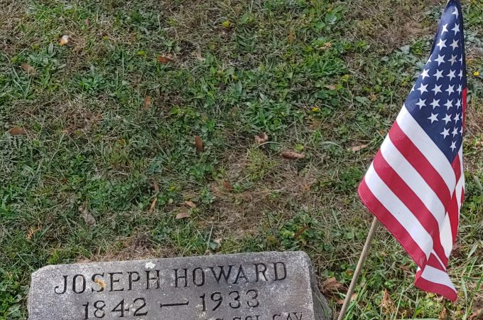 Sgt. Joseph J. Howard, Civil War veteran