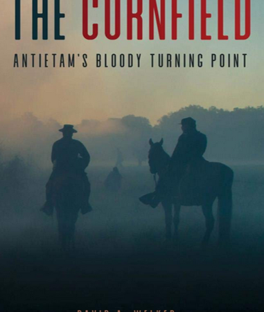 New book on the famed cornfield at Antietam