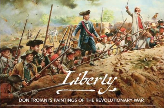 Don Troiani book features artwork of the American Revolution