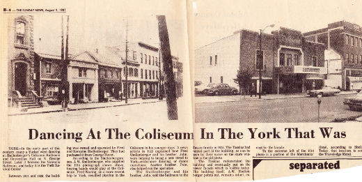 Coliseum and Valencia article