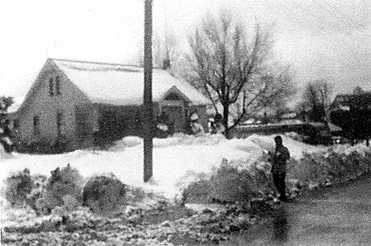 1958 Stewartstown snowstorm