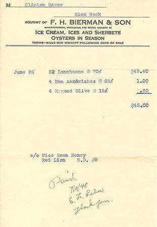 Ask Joan: Bierman's, Yankee Super Thrift and more