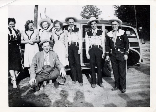 Vincent Quinn of Glen Rock shared this photo taken at Valley View Park in Hellam Township in the 1940s.