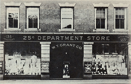 Sharing memories of W.T. Grant department stores