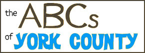 ABCs of York County on Only in York County