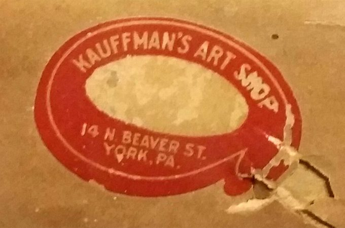 Seeking information on Kauffman's Art Shop and more