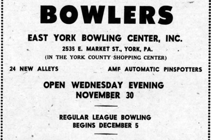 Strike! Readers remember former bowling alleys