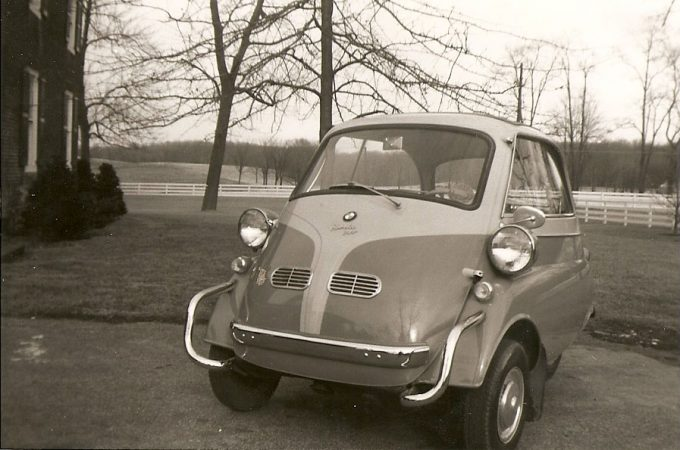 Readers remember the tiny Isetta car