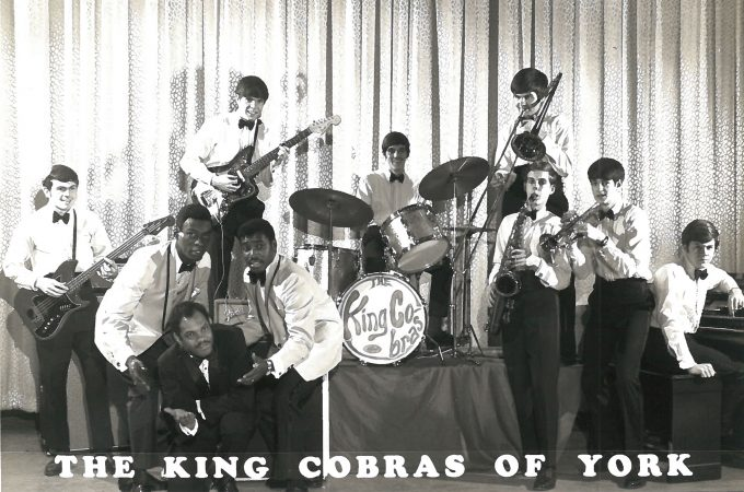 Memories of the King Cobras, a late-'60s York County soul band