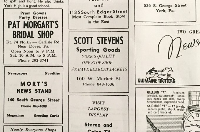 Recalling Mort's Newsstand, and another newsstand question