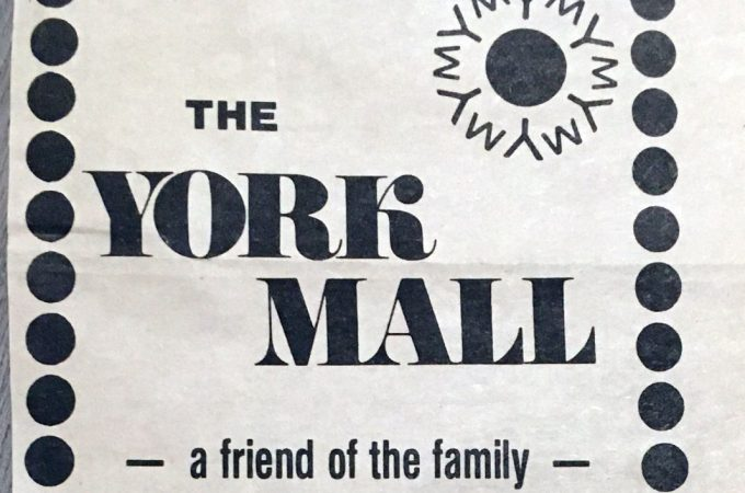 Ask Joan: York Mall memories, pest house, Felty's and Mrs. Gaubeart