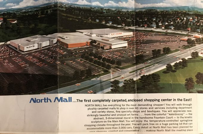 Remembering the North Mall's 1969 opening
