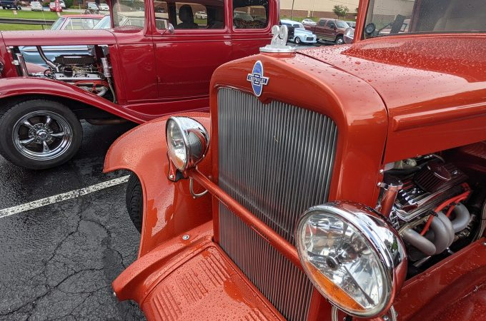 Street rod memories and more from Wayne Spyker