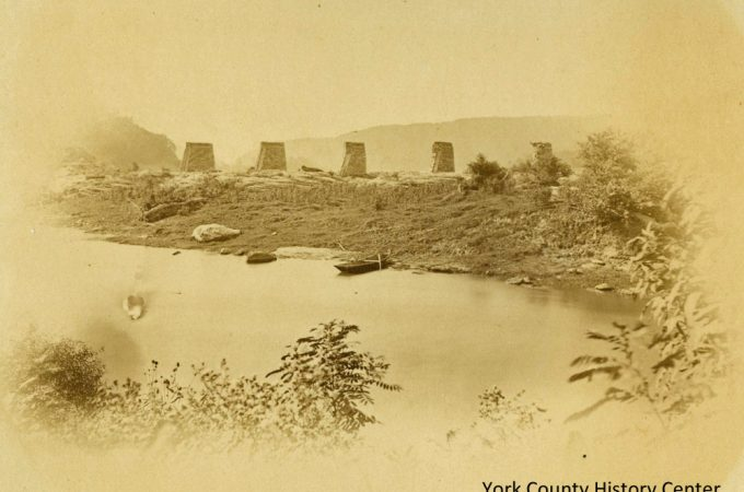 Another View of York Furnace Bridge