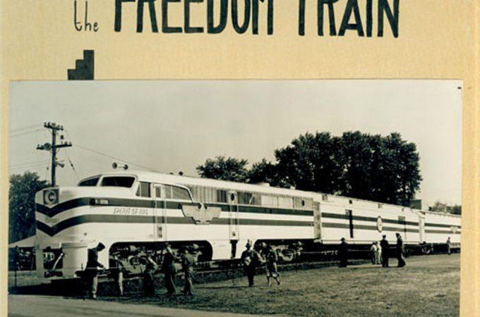 York Welcomes the Freedom Train