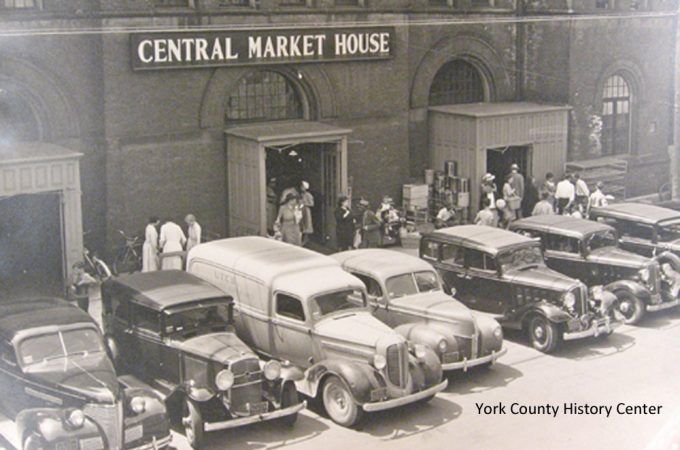 Central Market–Treasure of Downtown York, PA