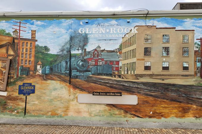 Glen Rock preserves and shares its history