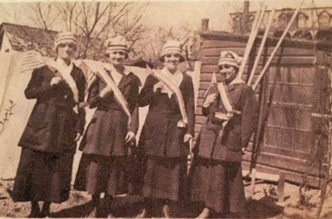 York's Munchel sisters participated in quest for Woman Suffrage