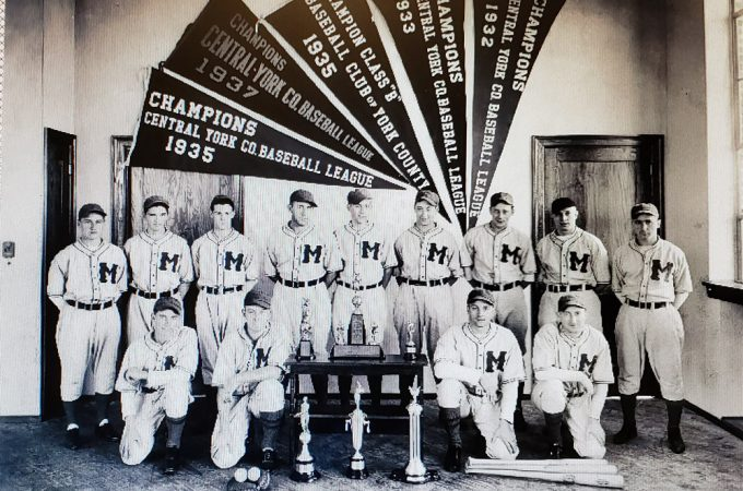 York County baseball has a long history