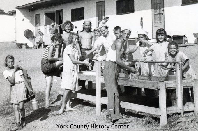 More photos of 1948 child migrant workers in York County