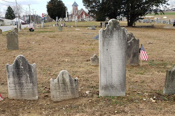 Volunteers are restoring historic Canadochly cemetery in eastern York County