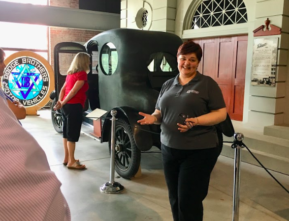 A York County car shaped like Cinderella's carriage? Re-thinking how to tell history's stories