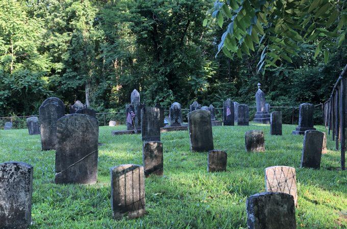 Reading tombs: Symbolic iconography on York County's gravestones, Part 2
