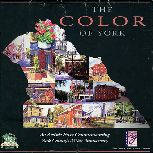 The Color of YorkSubmitted