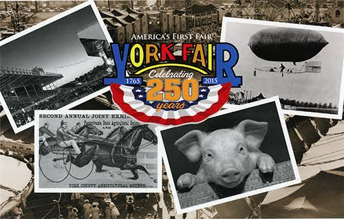 York Fair celebrating 250 yearsSubmitted