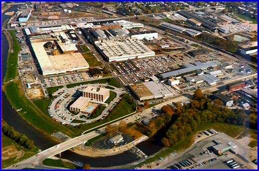 History Of York S Grantley Plant Part 1 Borg Warner Patriot Tech Center