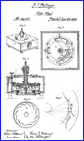 Sheet of All Drawings for U.S. Patent No. 104,697 (United States Patent and Trademark Office)