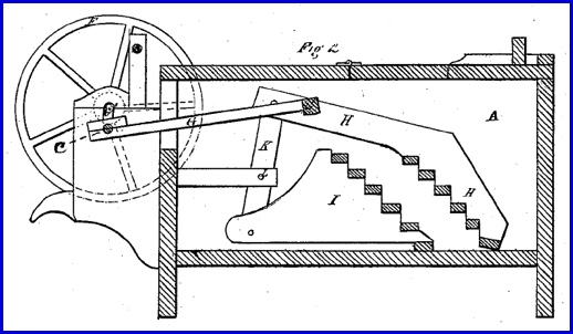 Zooming-in on Drawing Figure 2 of U. S. Patent No. 108,646; by S. Morgan Smith (United States Patent and Trademark Office)
