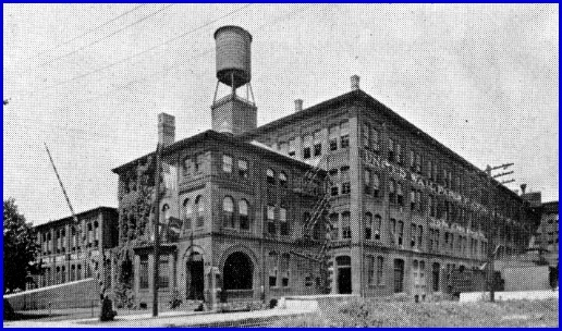 Pre-1946 Photo of what was originally The York Card & Paper Company (The Story of a Dynamic Community, York, PA, published by York Chamber of Commerce in 1946, page 205)