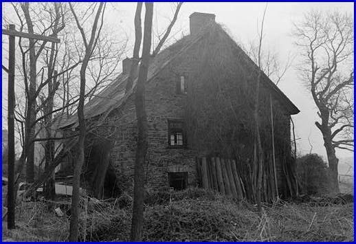 The Hermit House of Springettsbury Township (1963 Photo from the Prints & Photographs Online Catalog of the Library of Congress)