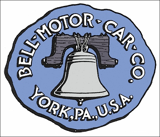 Logo of The Bell Motor Car Company within Company Catalog (Collections of S. H. Smith)