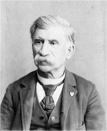 James Alonzo Stahle, former US. army officer and Republican congressman from West Manchester Township. (from Echoing Still: More Civil War Voices from York County, Pa.)