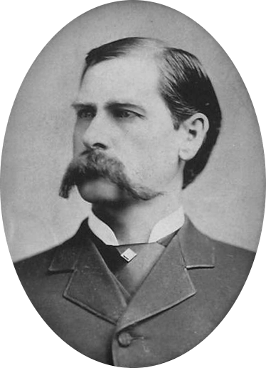 Wyatt Earp (Library of Congress).