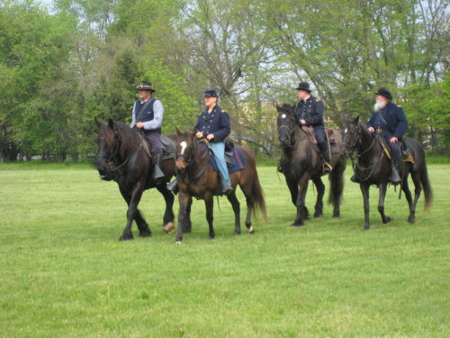 29th Annual Civil War Reenactment at Neshaminy State Park