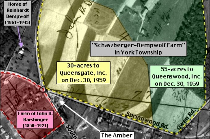 Queensgate was a Schaszberger-Dempwolf farm