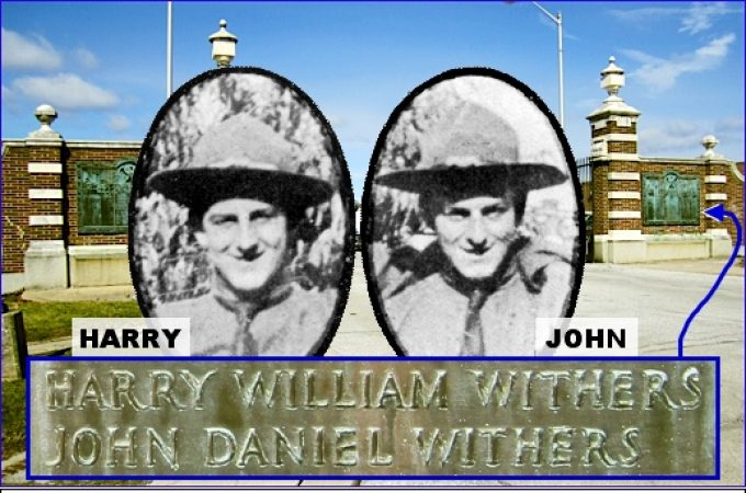 York brothers killed by same WWI shell