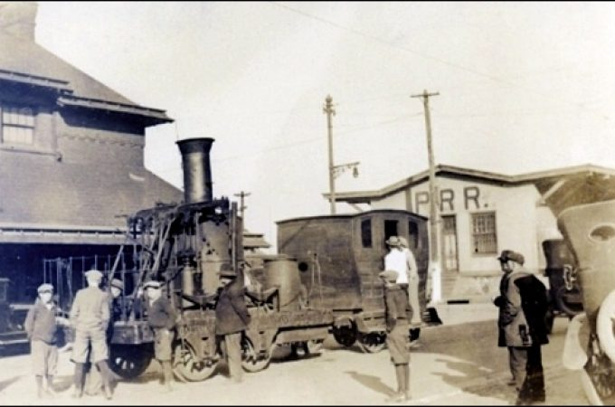 Pioneering 1832 locomotive ran on York Pa. trolley tracks