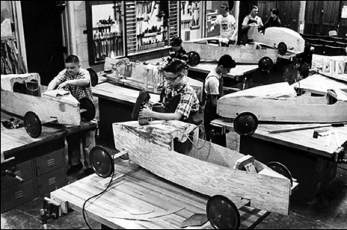Soap Box Derby racing in York